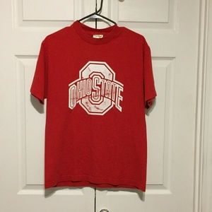 Ohio State Red T-Shirt